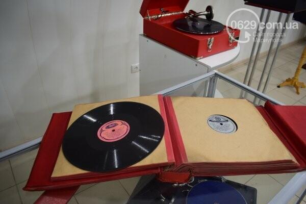 В Мариуполе можно увидеть коллекцию старинных граммофонов, фото-5
