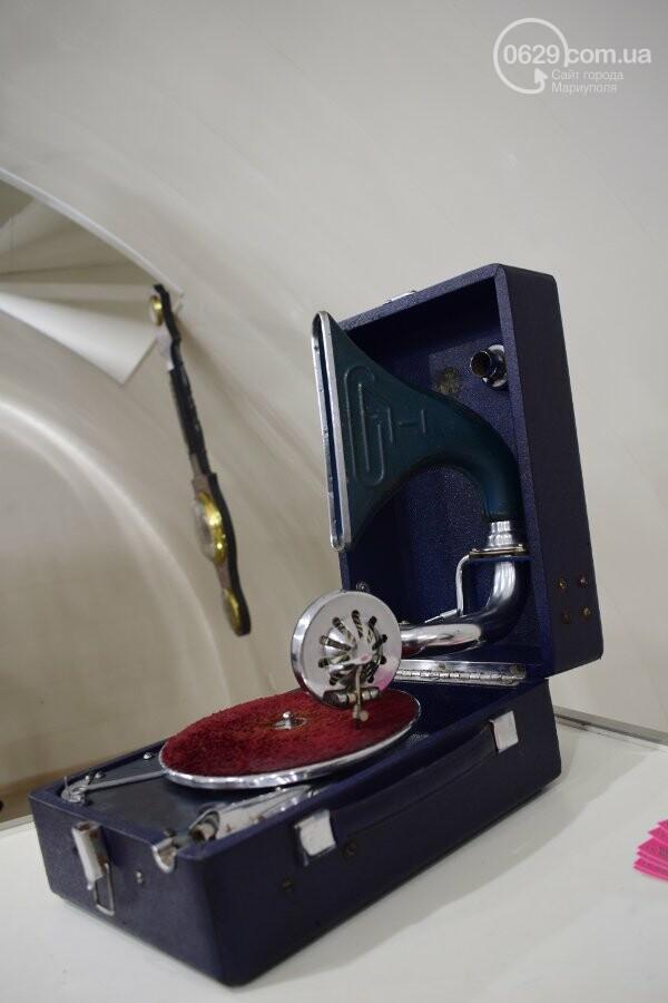 В Мариуполе можно увидеть коллекцию старинных граммофонов, фото-9