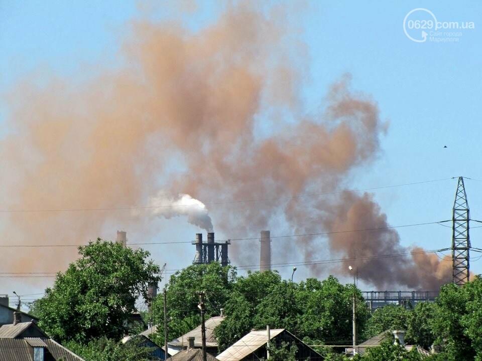 Мониторинг 0629: в Мариуполе утром зафиксировано четырехкратное превышение ПДК пыли крупных фракций, фото-2