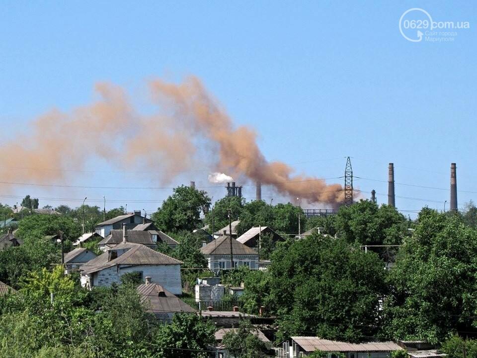 Мониторинг 0629: в Мариуполе утром зафиксировано четырехкратное превышение ПДК пыли крупных фракций, фото-3