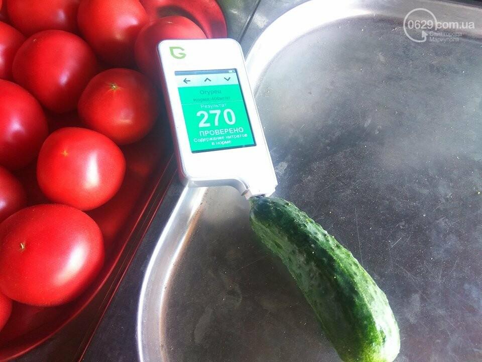 Стало известно, сколько нитратов содержится в молодых овощах в Мариуполе, - ФОТО, фото-12