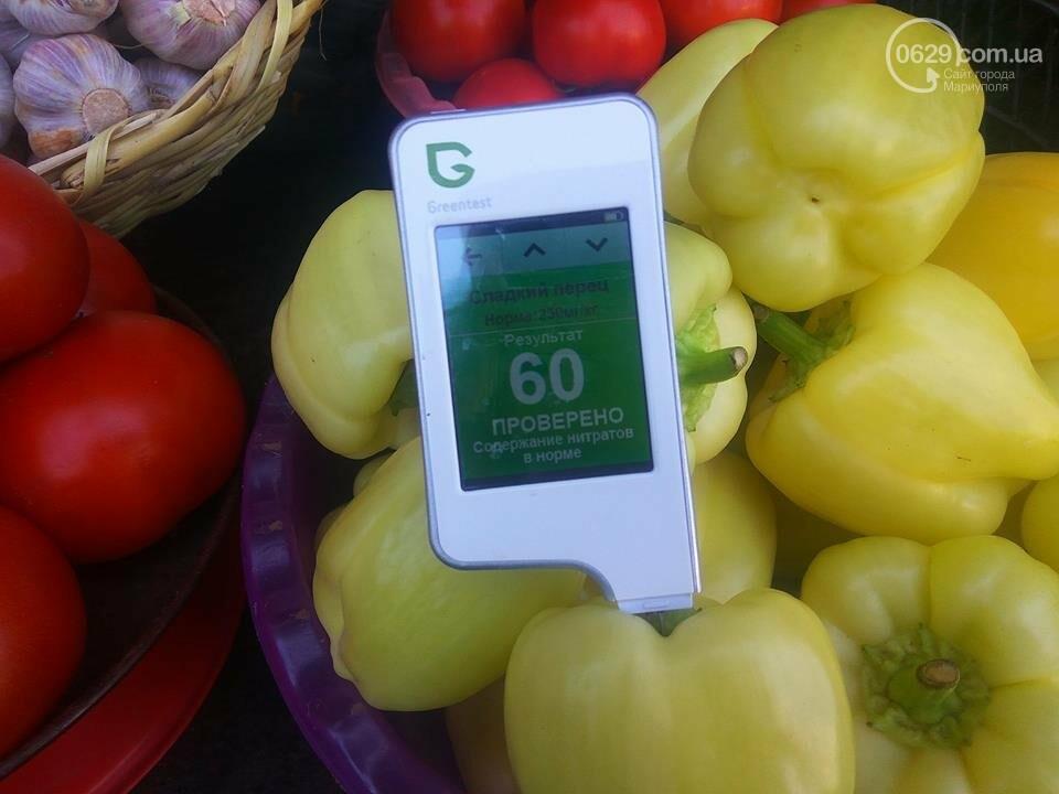 Стало известно, сколько нитратов содержится в молодых овощах в Мариуполе, - ФОТО, фото-14