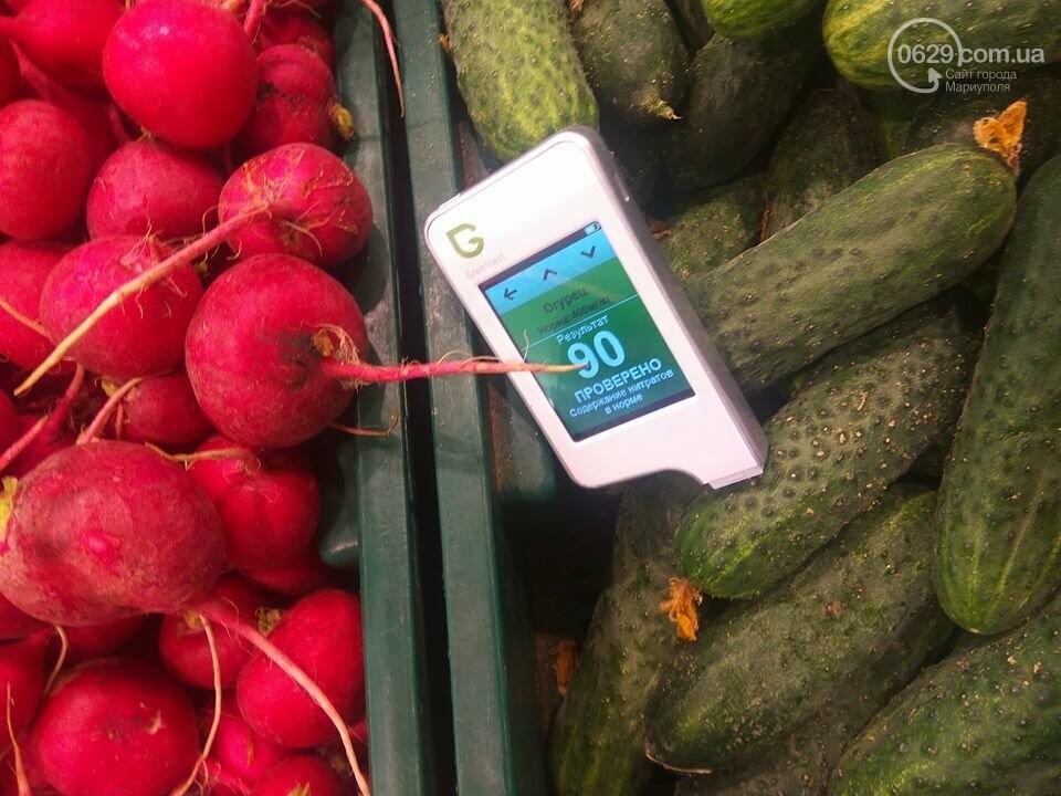 Стало известно, сколько нитратов содержится в молодых овощах в Мариуполе, - ФОТО, фото-13