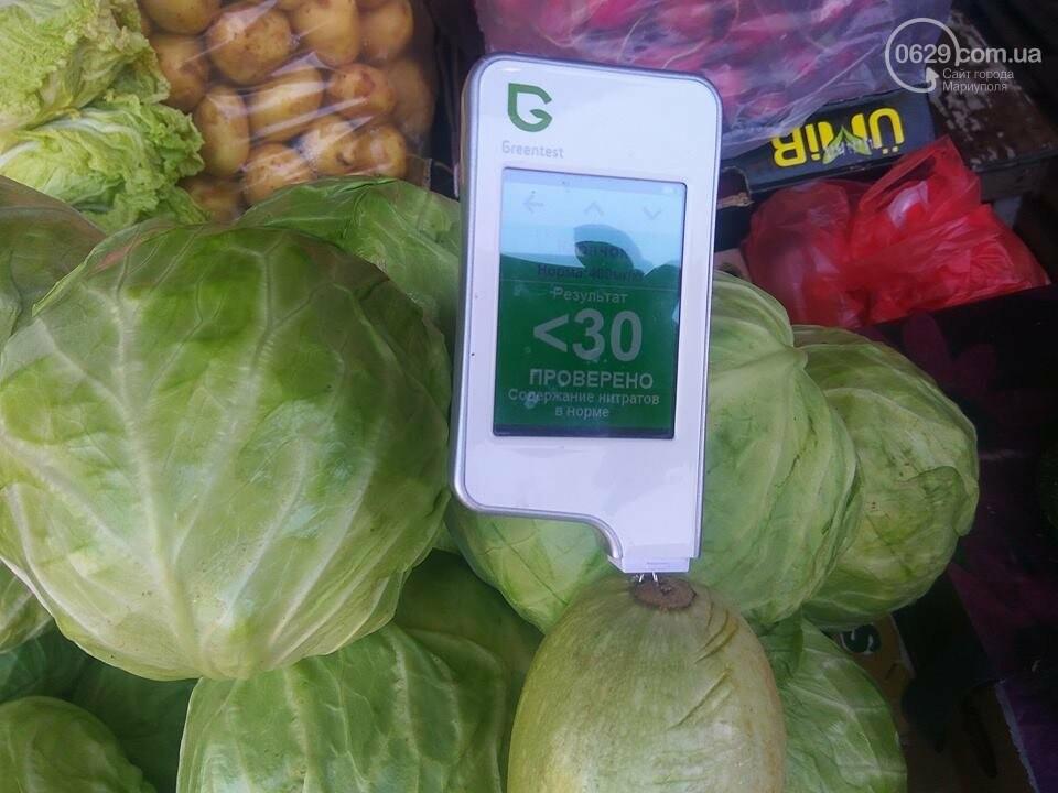 Стало известно, сколько нитратов содержится в молодых овощах в Мариуполе, - ФОТО, фото-15