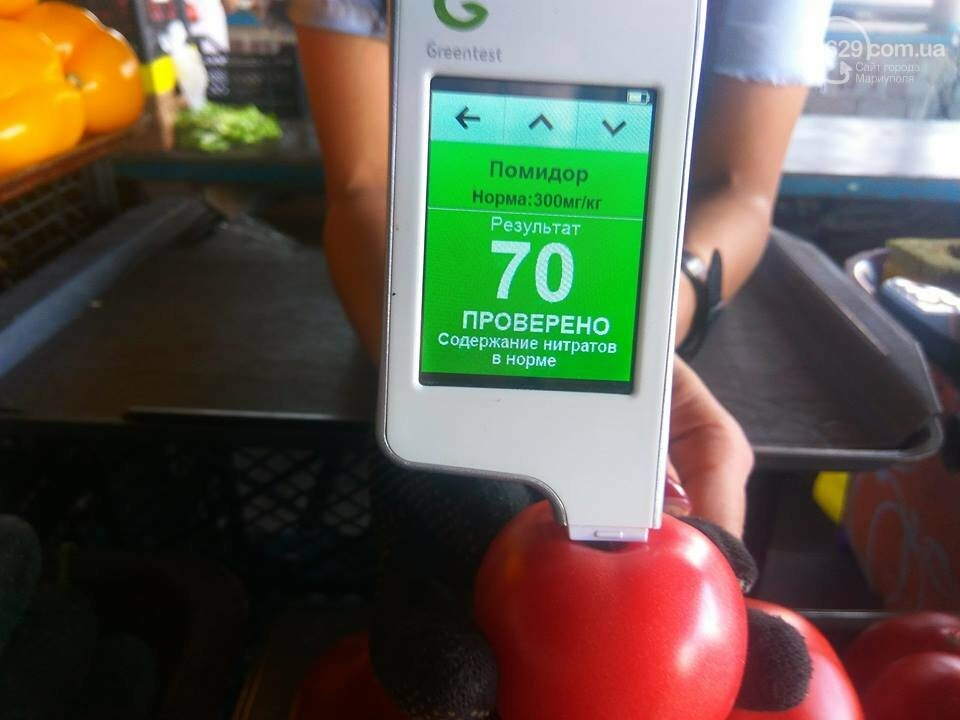 Стало известно, сколько нитратов содержится в молодых овощах в Мариуполе, - ФОТО, фото-10