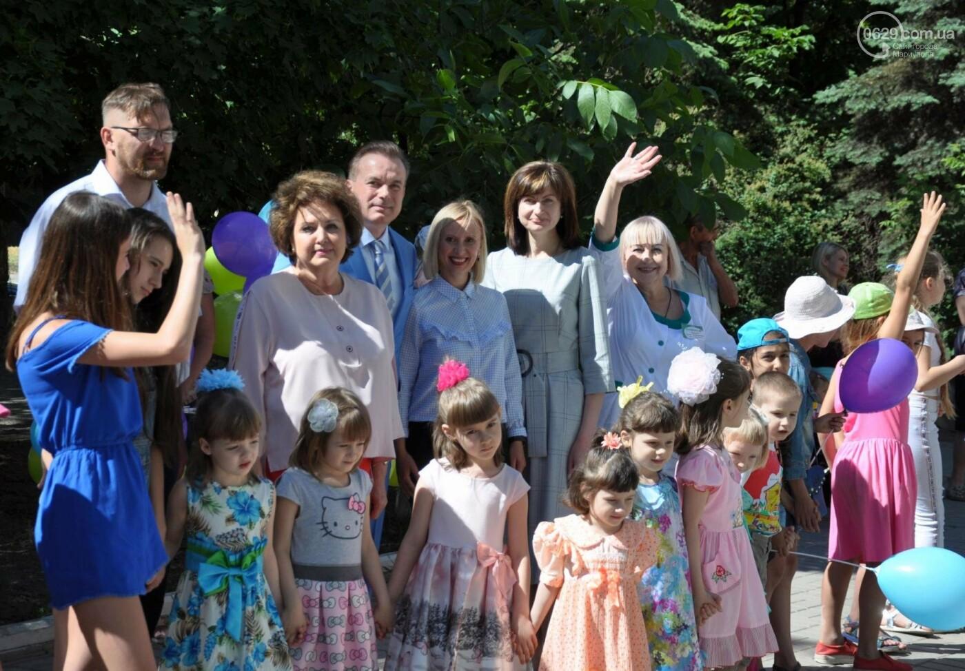 В аптеке «Азовфарм» провели праздник для детей и разыграли призы, фото-1