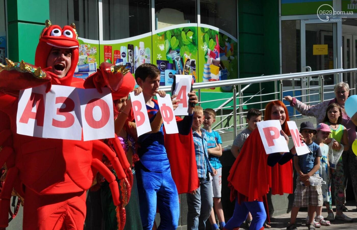 В аптеке «Азовфарм» провели праздник для детей и разыграли призы, фото-2
