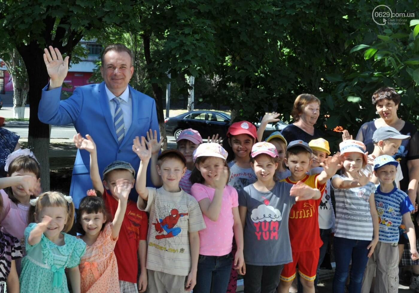 В аптеке «Азовфарм» провели праздник для детей и разыграли призы, фото-10