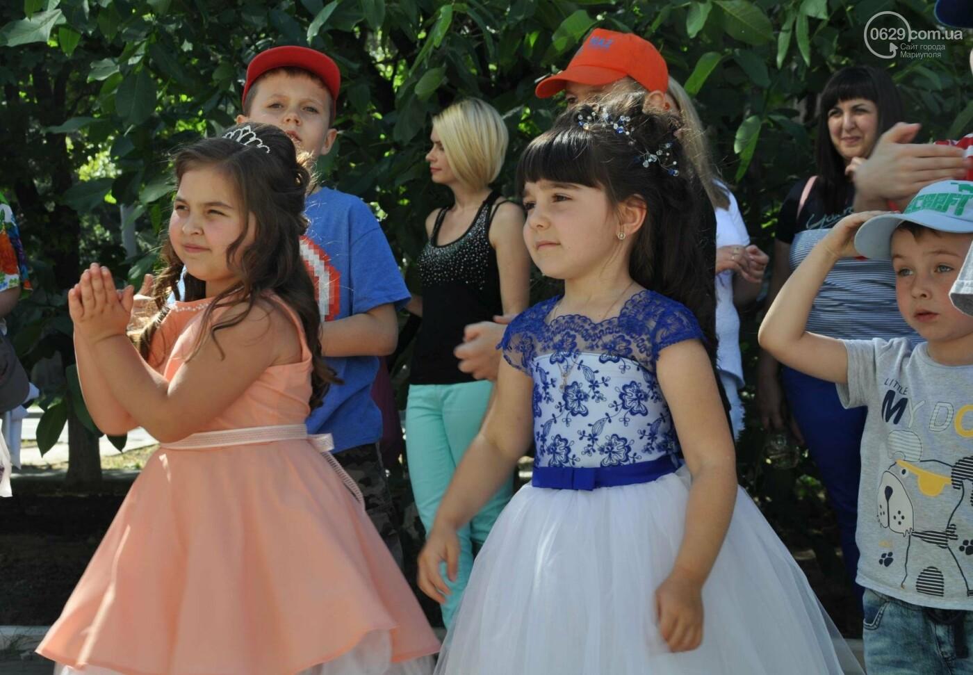 В аптеке «Азовфарм» провели праздник для детей и разыграли призы, фото-13