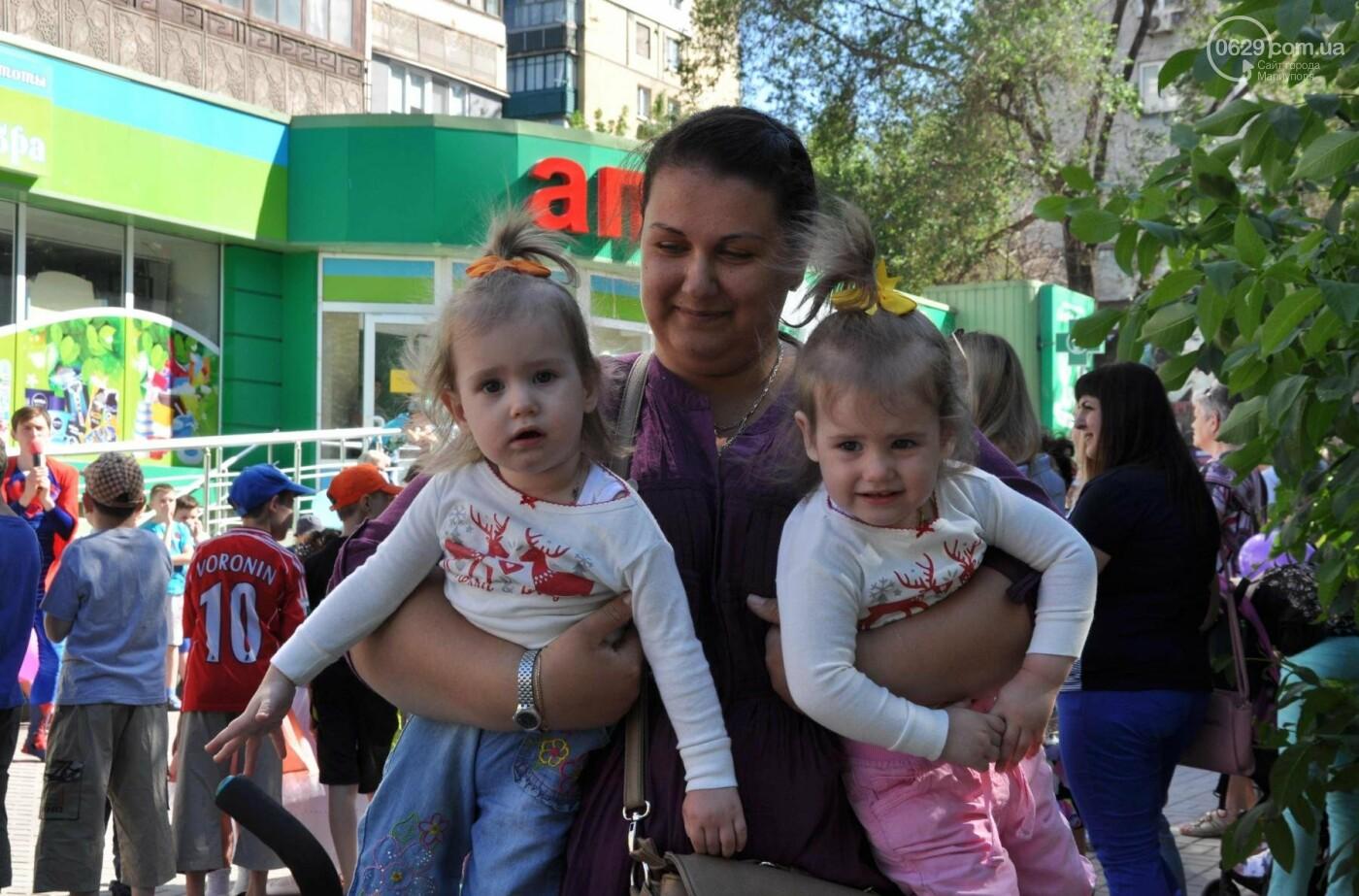 В аптеке «Азовфарм» провели праздник для детей и разыграли призы, фото-14