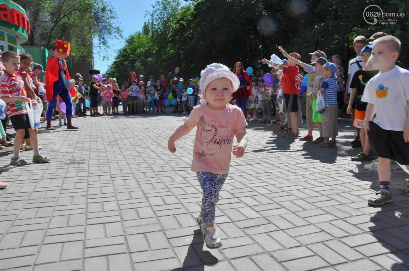 В аптеке «Азовфарм» провели праздник для детей и разыграли призы, фото-21