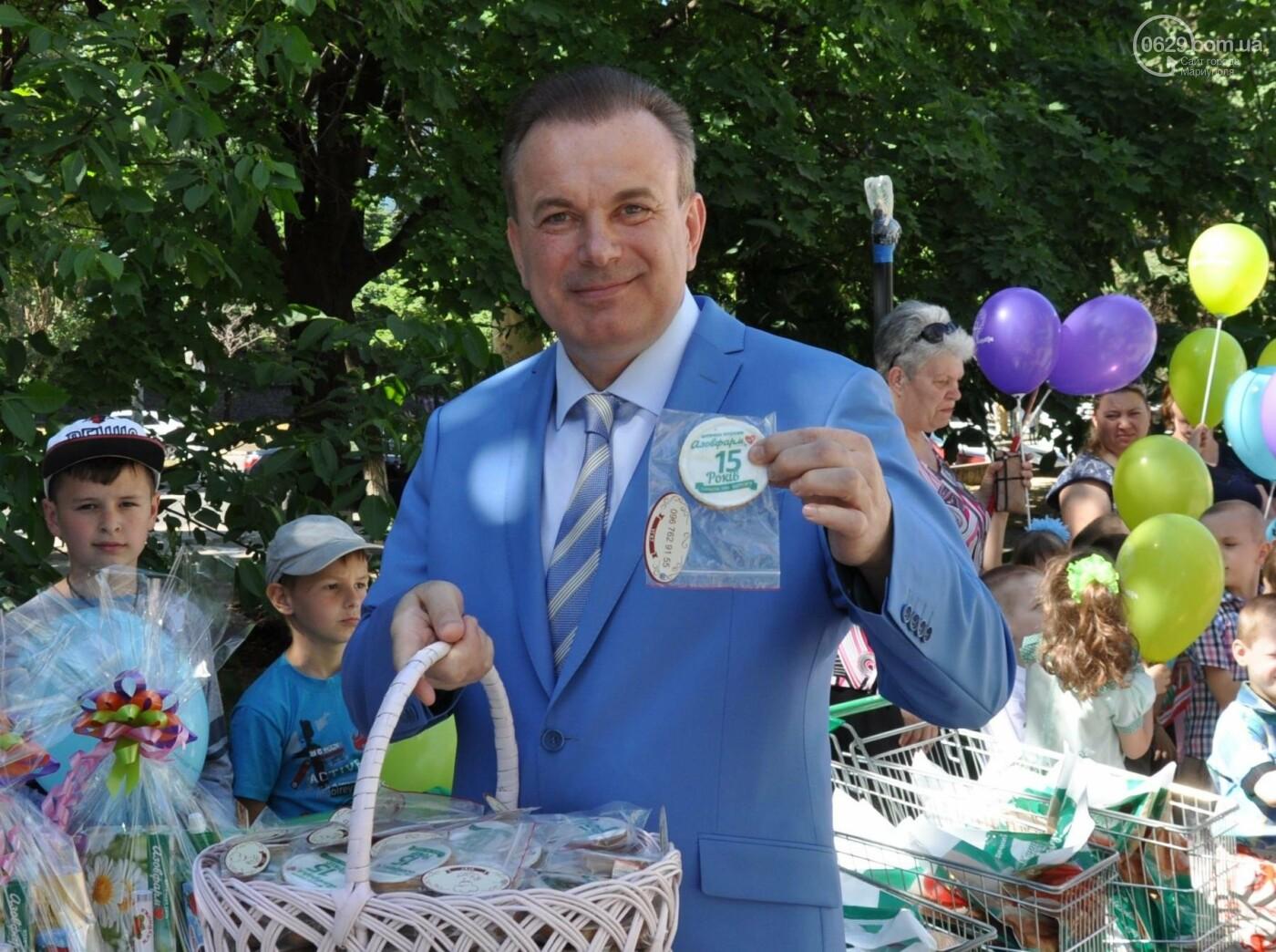 В аптеке «Азовфарм» провели праздник для детей и разыграли призы, фото-4