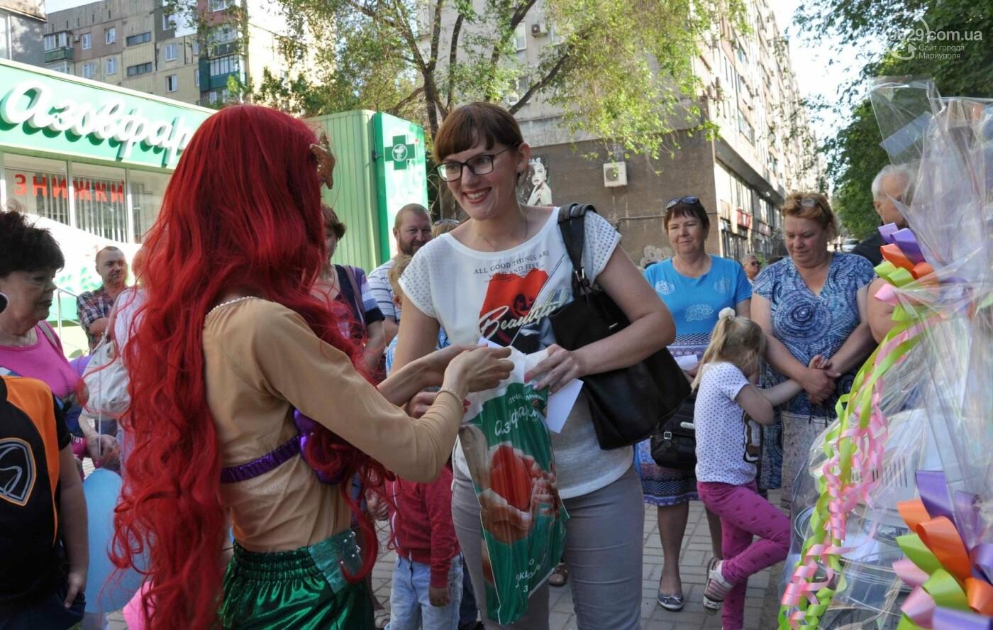 В аптеке «Азовфарм» провели праздник для детей и разыграли призы, фото-35