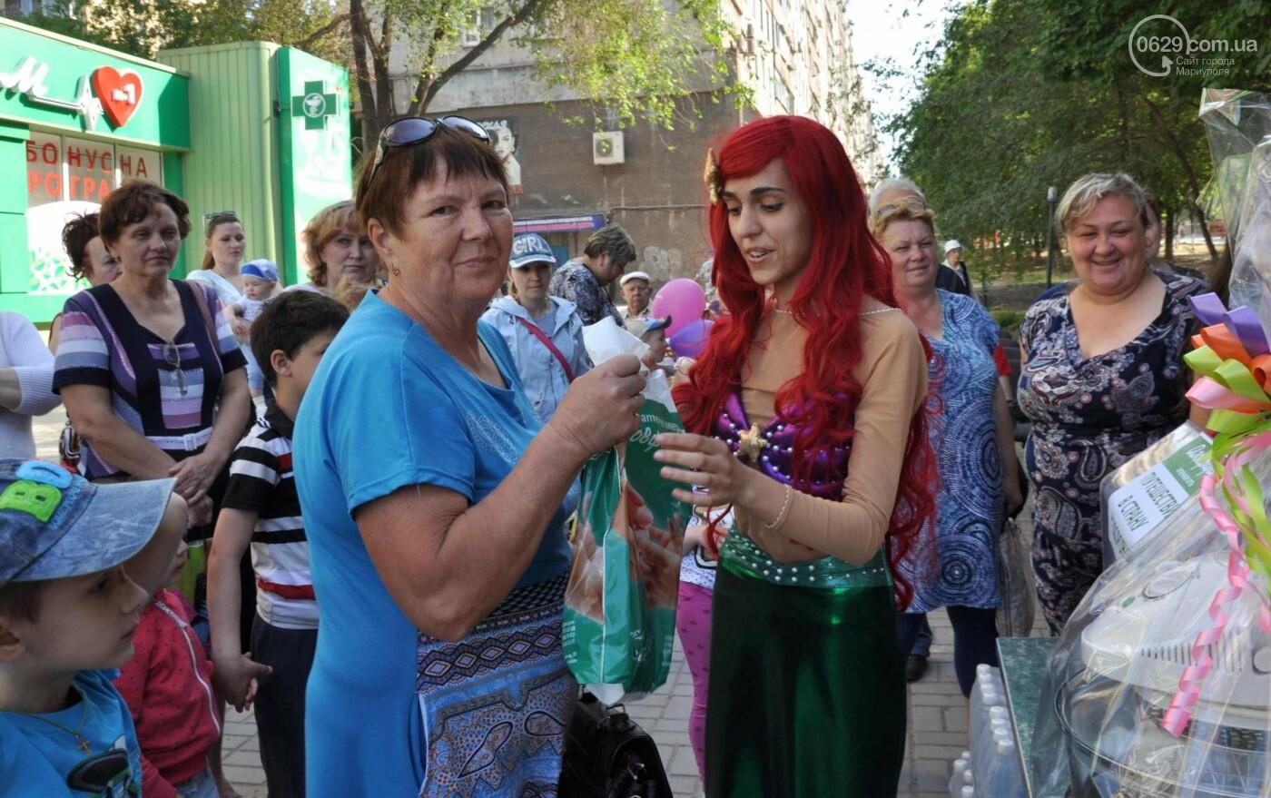 В аптеке «Азовфарм» провели праздник для детей и разыграли призы, фото-37