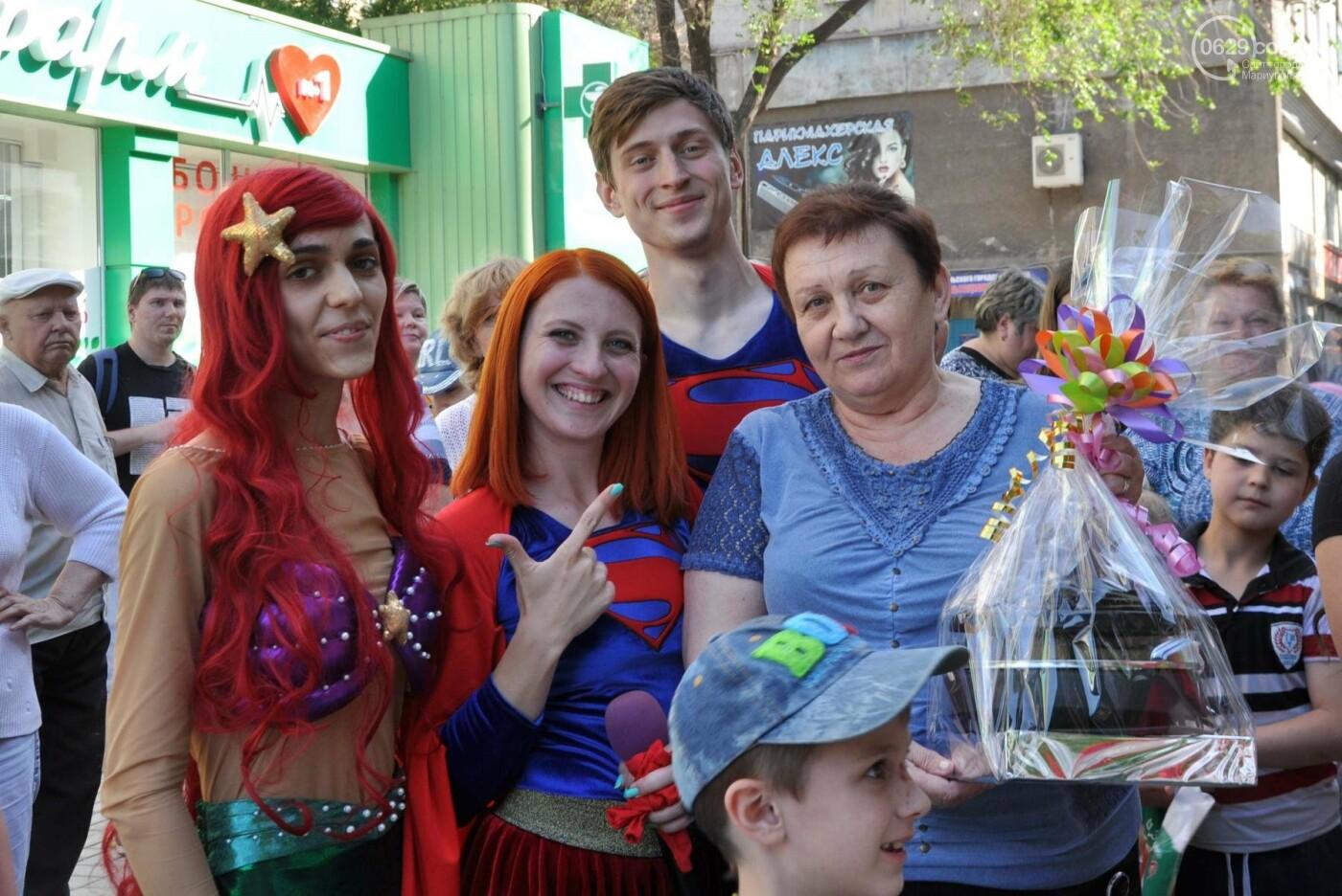 В аптеке «Азовфарм» провели праздник для детей и разыграли призы, фото-38