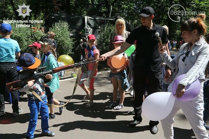 В Мариуполе отпраздновали День защиты детей, - ФОТО, фото-7