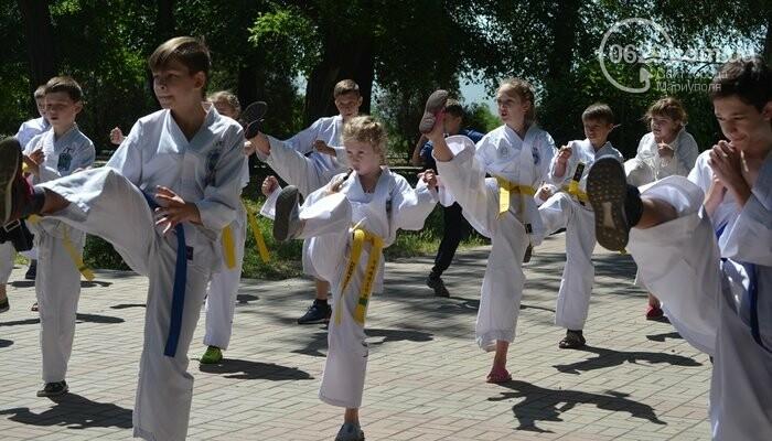 В Мариуполе отпраздновали День защиты детей, - ФОТО, фото-9