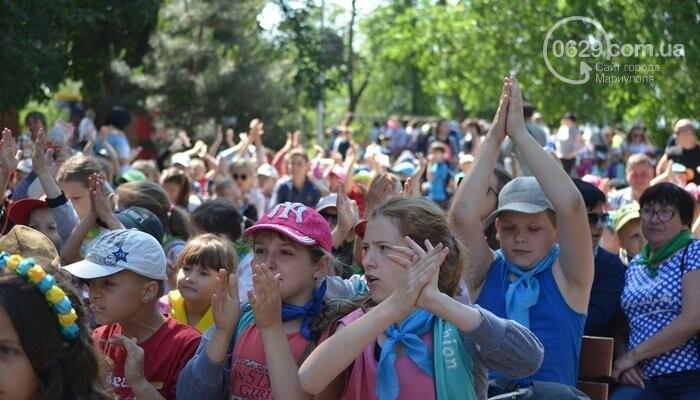 В Мариуполе отпраздновали День защиты детей, - ФОТО, фото-3
