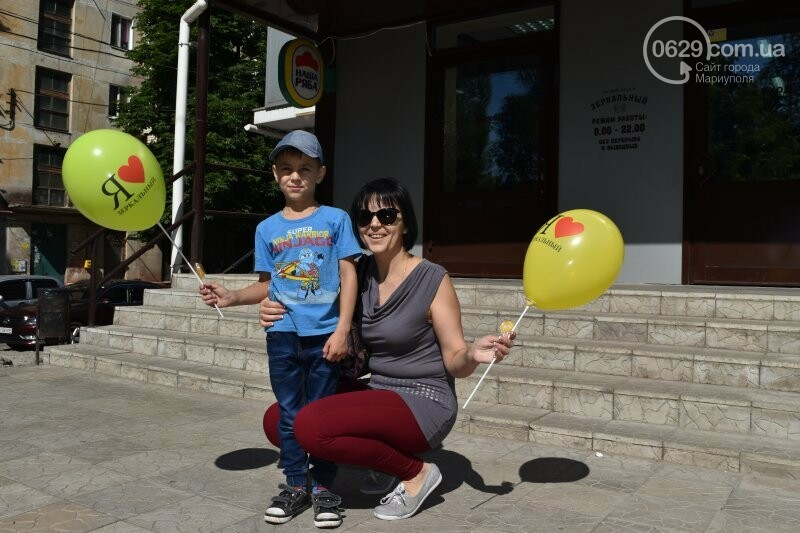 ТС «Зеркальный» устроила веселый праздник со вкусом детства!, фото-6
