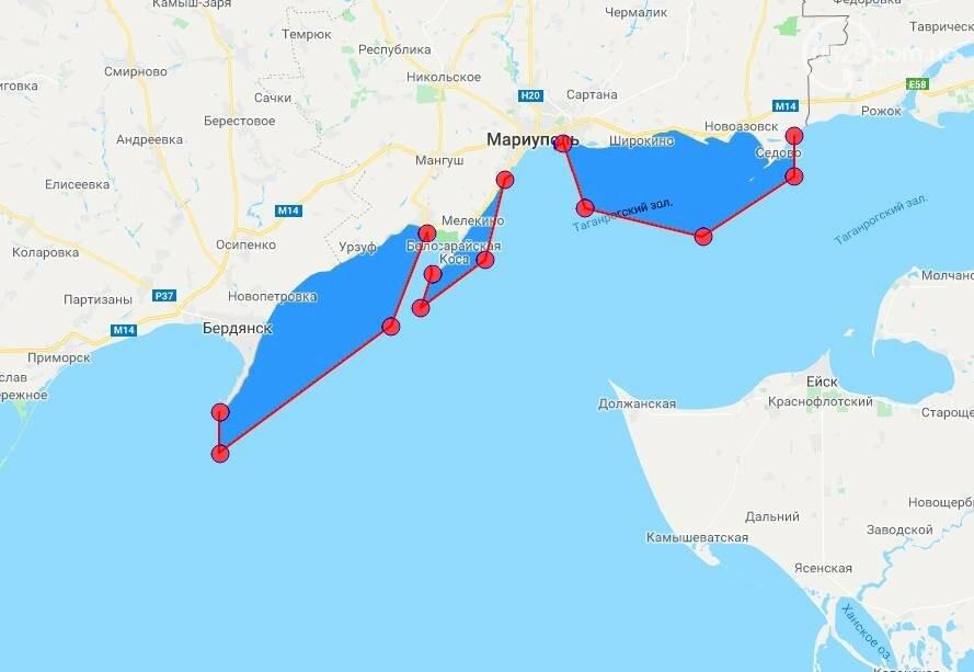 В ВМС ВСУ пояснили, кого коснется закрытие трех участков Азовского моря  , фото-1