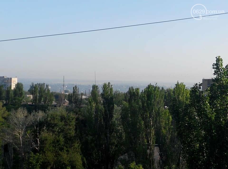 В Мариуполе ночью фиксировалось превышение норм концентрации пыли, -  мониторинг 0629, фото-2