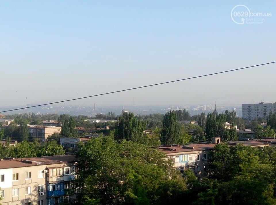 В Мариуполе ночью фиксировалось превышение норм концентрации пыли, -  мониторинг 0629, фото-4