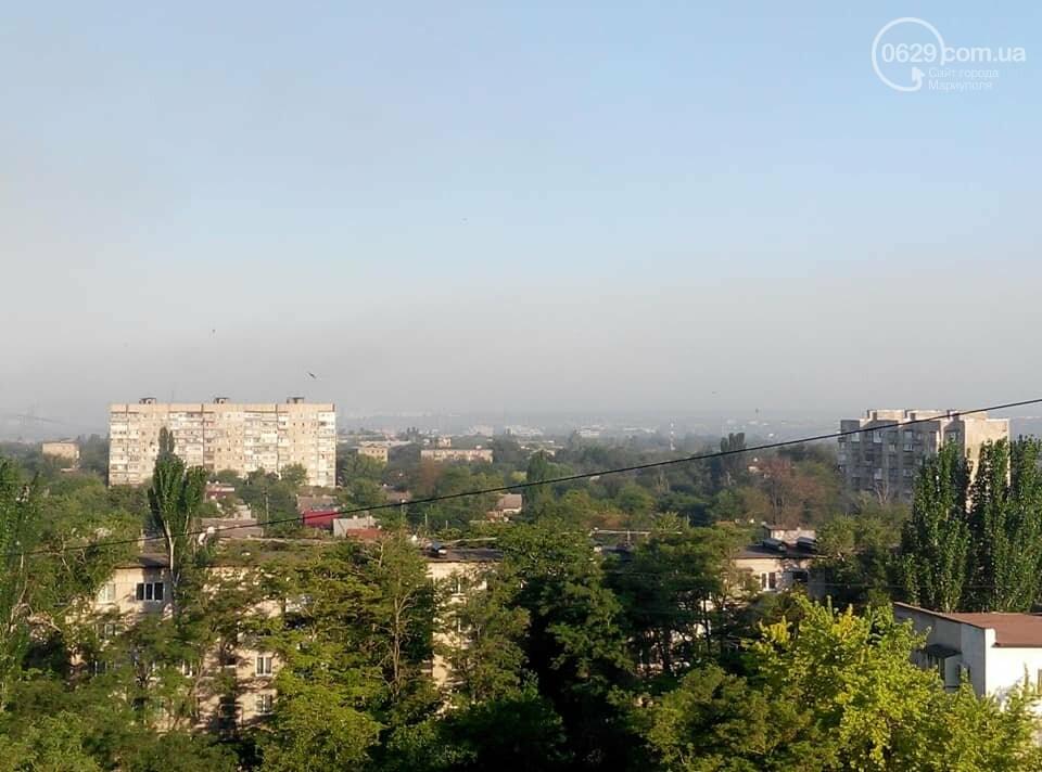 В Мариуполе ночью фиксировалось превышение норм концентрации пыли, -  мониторинг 0629, фото-3