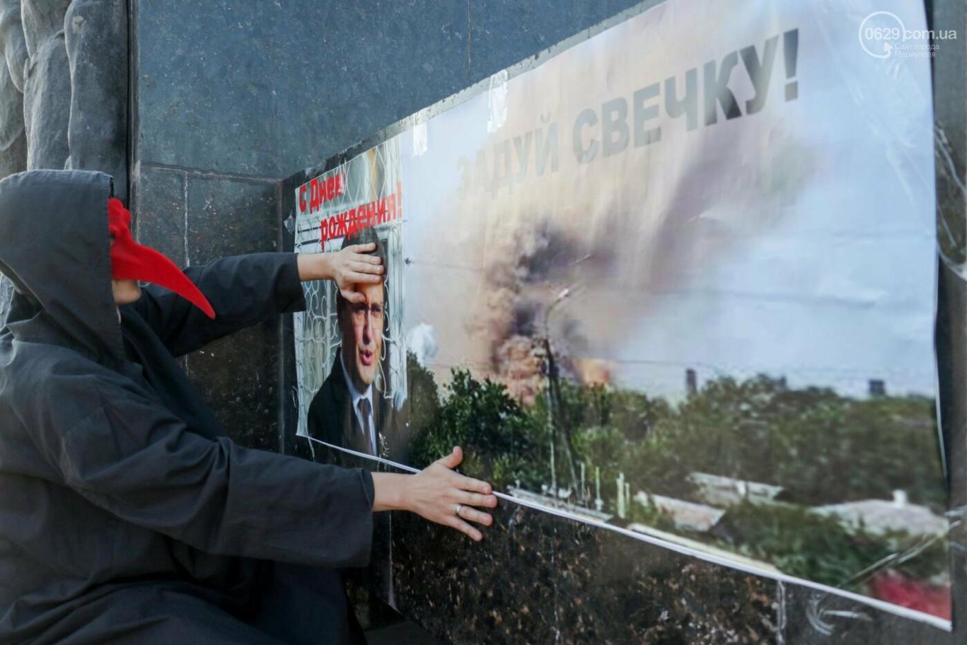Экологический флешмоб: мариупольцы заявили, что хотят дышать,- ФОТО, ВИДЕО, фото-14