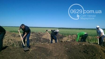 Чиновники и волонтеры вырыли километр окопов, фестиваль журналистов и детский уголовный кодекс. О чем писал 0629.com.ua 7 июня, фото-3