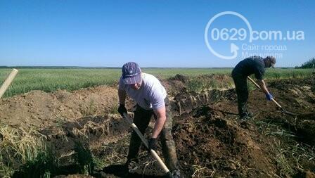 Чиновники и волонтеры вырыли километр окопов, фестиваль журналистов и детский уголовный кодекс. О чем писал 0629.com.ua 7 июня, фото-7