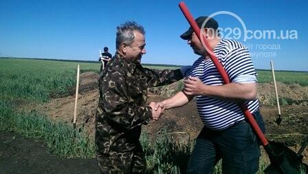 Чиновники и волонтеры вырыли километр окопов, фестиваль журналистов и детский уголовный кодекс. О чем писал 0629.com.ua 7 июня, фото-1