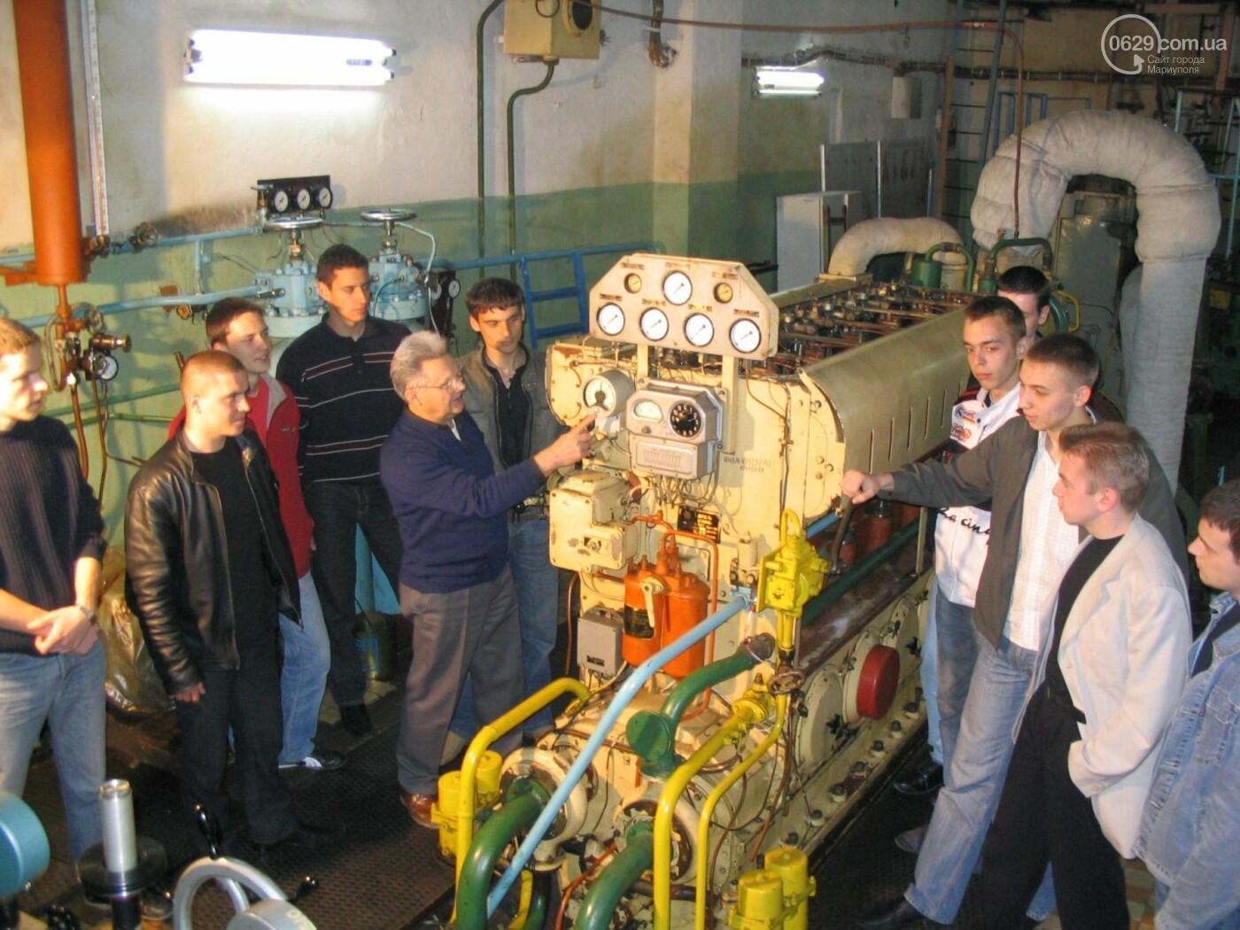 Высшее морское образование в Одесском Водном, фото-1