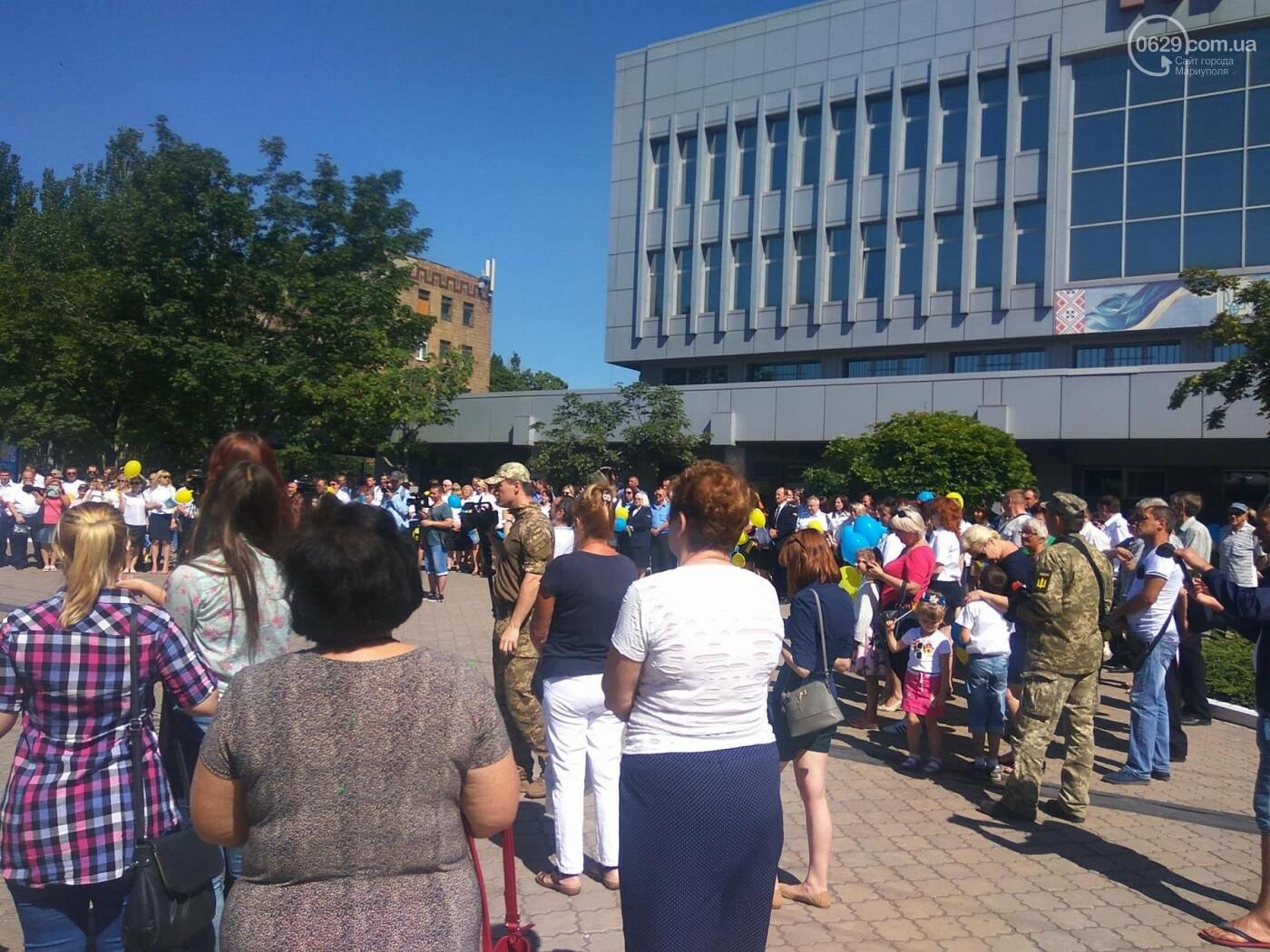 Из Мариуполя в Волноваху запустили пригородные электрички, - ФОТО, ВИДЕО, фото-6