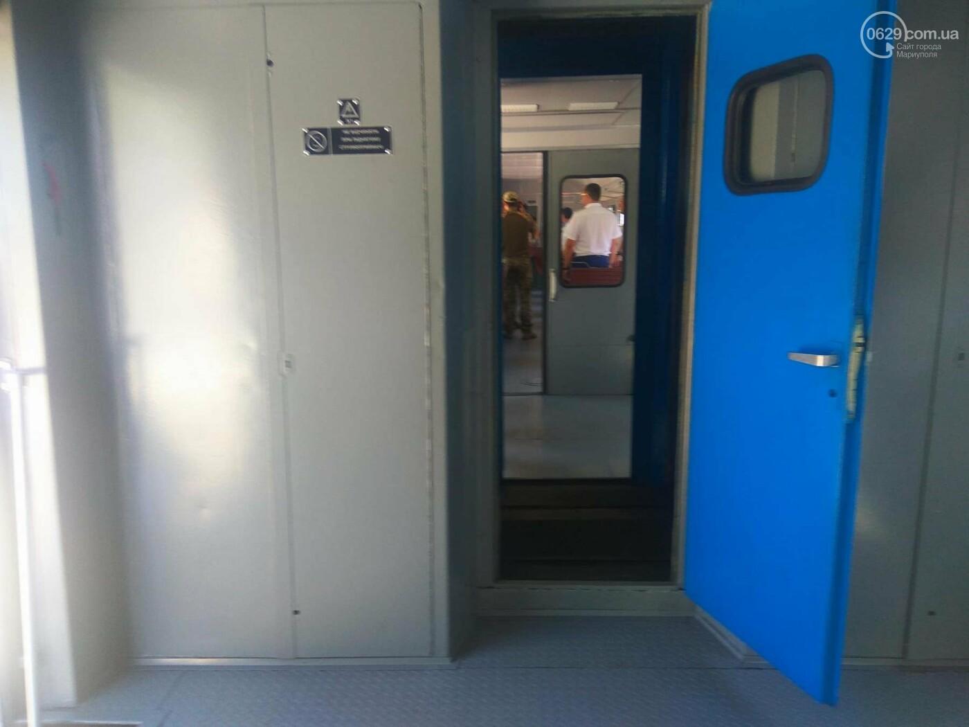 Из Мариуполя в Волноваху запустили пригородные электрички, - ФОТО, ВИДЕО, фото-2