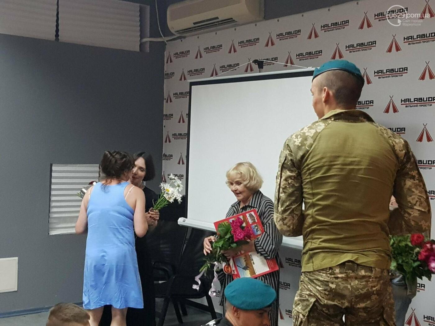 Народная артистка Ада Роговцева встретилась с мариупольцами, - ФОТО, ВИДЕО, фото-1