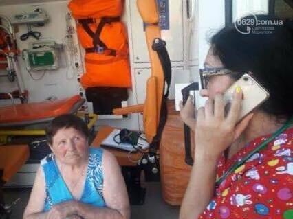 В Мариуполе из-за пожара в 5-этажном доме эвакуировали шесть человек, - ФОТО, ВИДЕО, фото-2