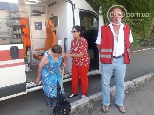 В Мариуполе из-за пожара в 5-этажном доме эвакуировали шесть человек, - ФОТО, ВИДЕО, фото-3