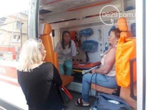 В Мариуполе из-за пожара в 5-этажном доме эвакуировали шесть человек, - ФОТО, ВИДЕО, фото-5