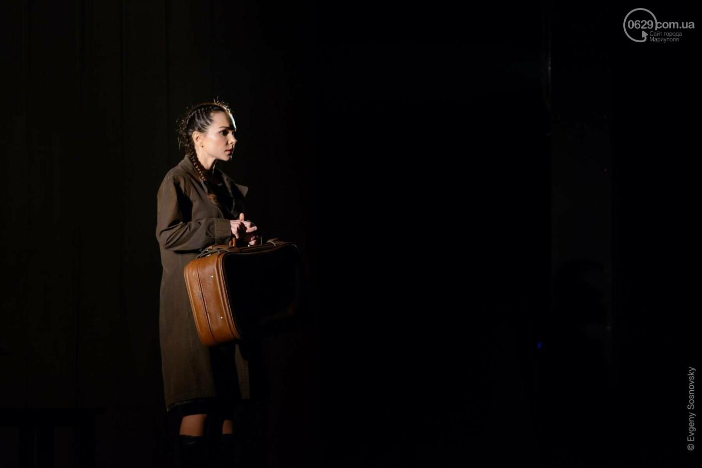 """Мариуполь подарил Аде Роговцевой свою любовь и футболку от """"Азова"""",- ФОТО, фото-9"""