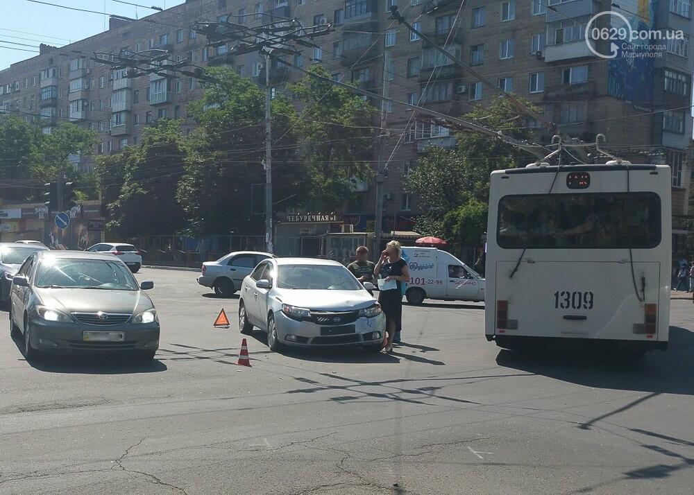 В Мариуполе просят откликнуться очевидцев ДТП, фото-1