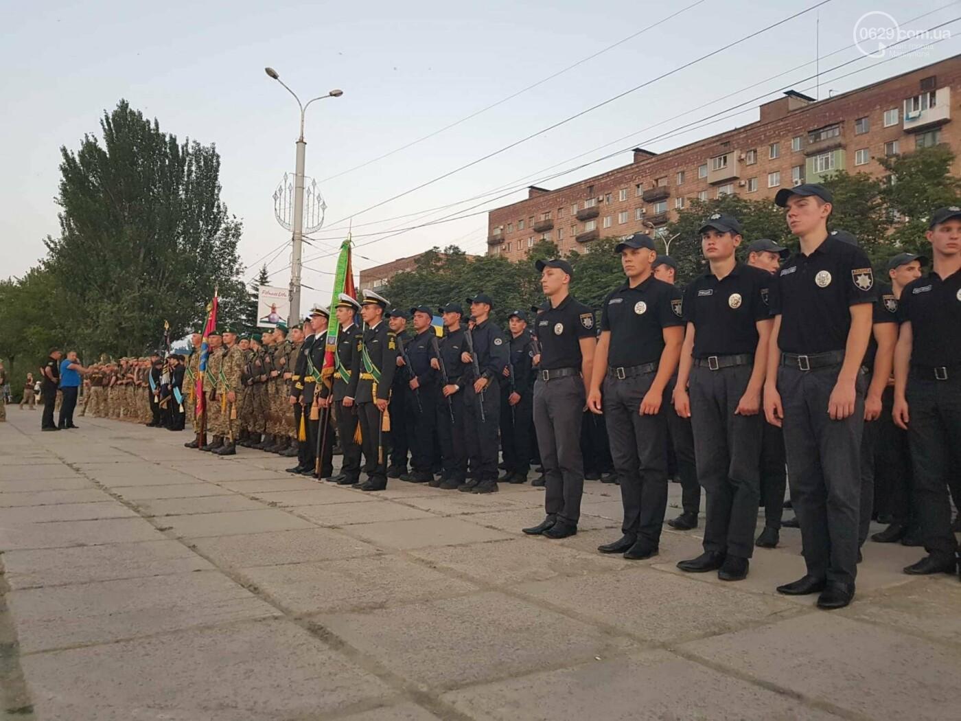 В Мариуполе проходит репетиция парада, - ФОТО, ВИДЕО, фото-2