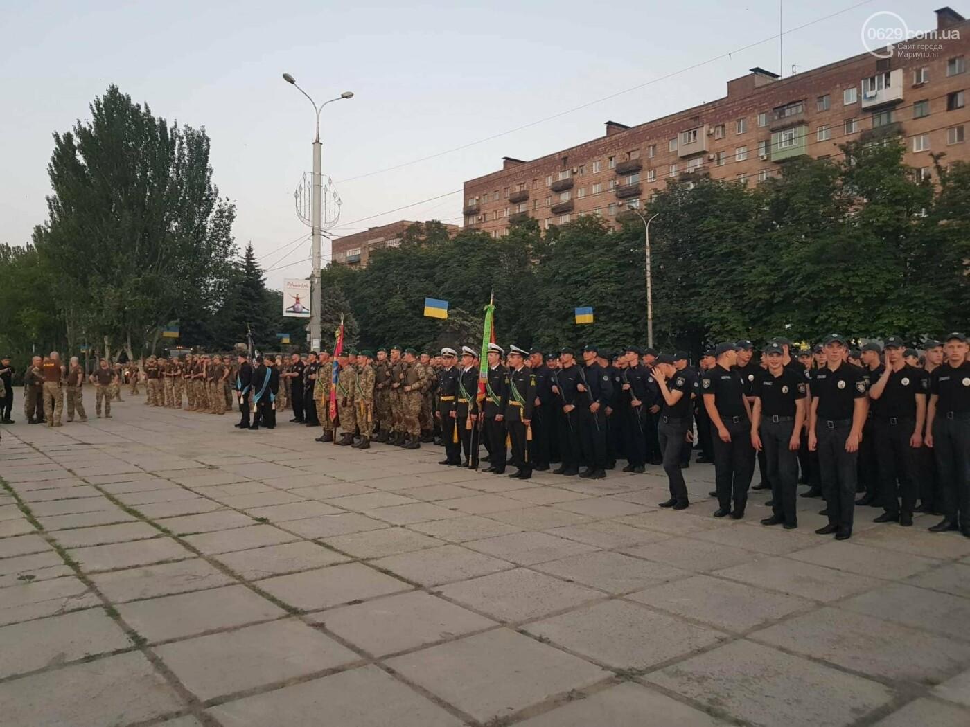 В Мариуполе проходит репетиция парада, - ФОТО, ВИДЕО, фото-3