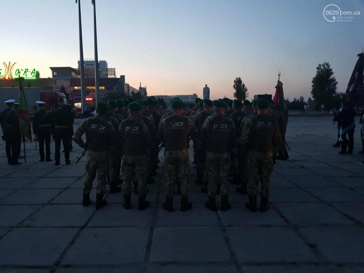 В Мариуполе проходит репетиция парада, - ФОТО, ВИДЕО, фото-1