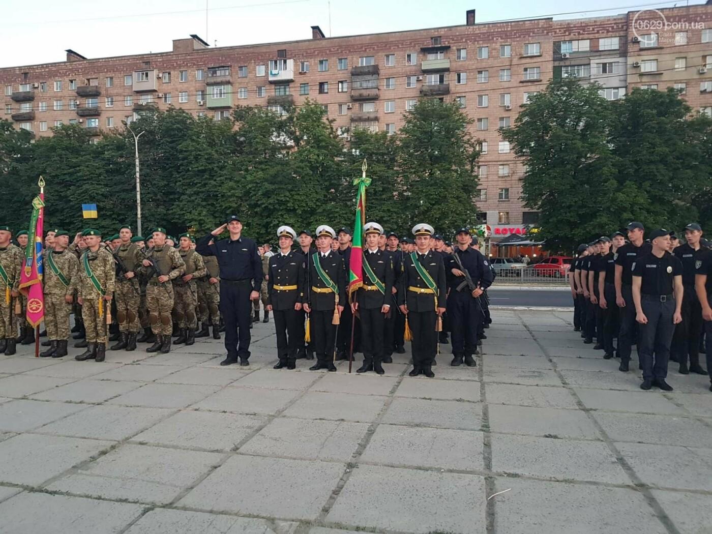 В Мариуполе проходит репетиция парада, - ФОТО, ВИДЕО, фото-6