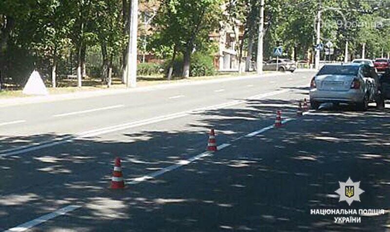 В Мариуполе в аварии пострадал 77-летний велосипедист, - ФОТО, фото-3