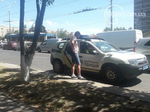 В центре Мариуполя произошло ДТП,- ФОТО, фото-3