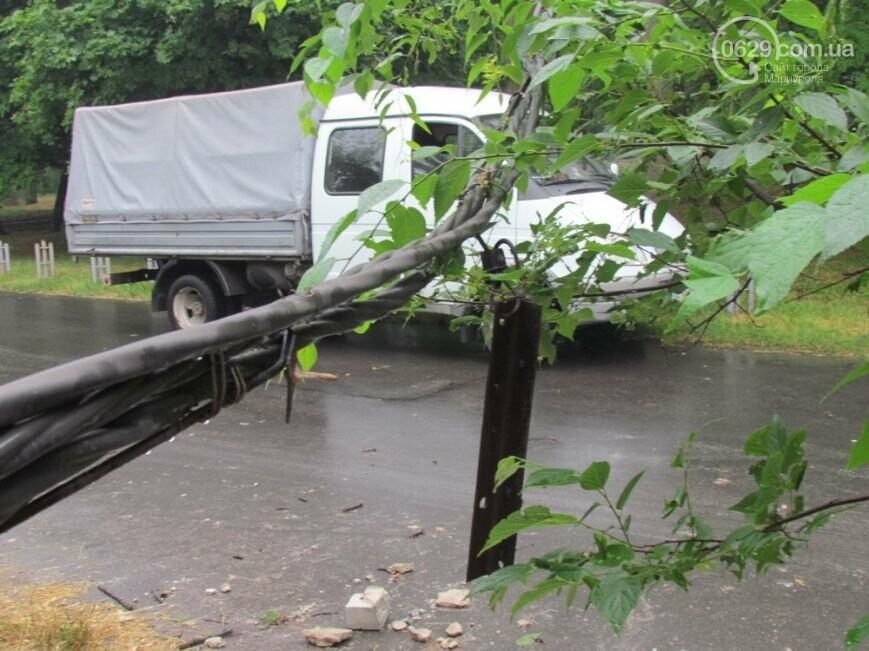 Отмена автобусного сообщения с Донецком, взрыв на мариупольской телевышке и патрули МЧС. О чем писал 0629.com.ua 18 июня, фото-2