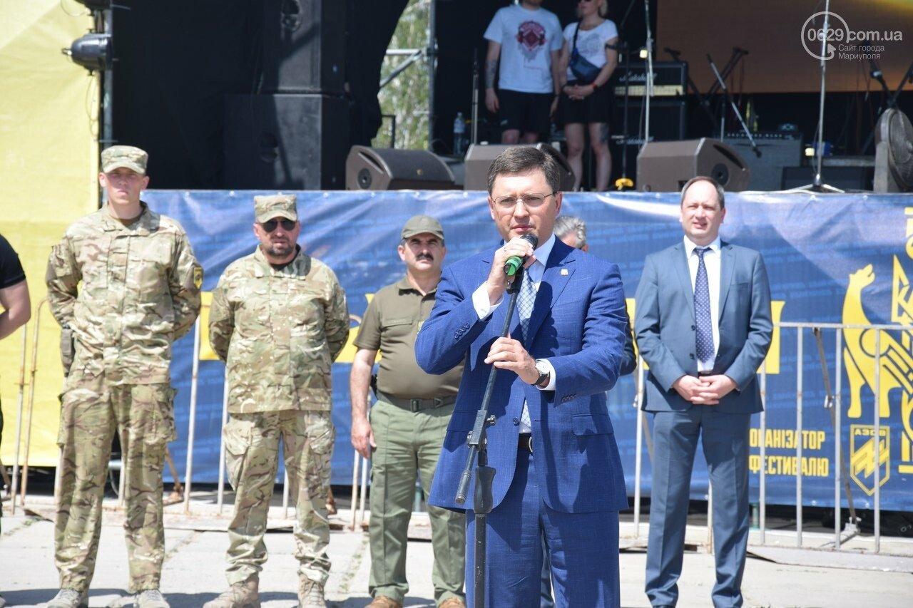"В Мариуполе празднуют 4 годовщину освобождения от ""ДНР"", -  ФОТО, ВИДЕО, фото-2"