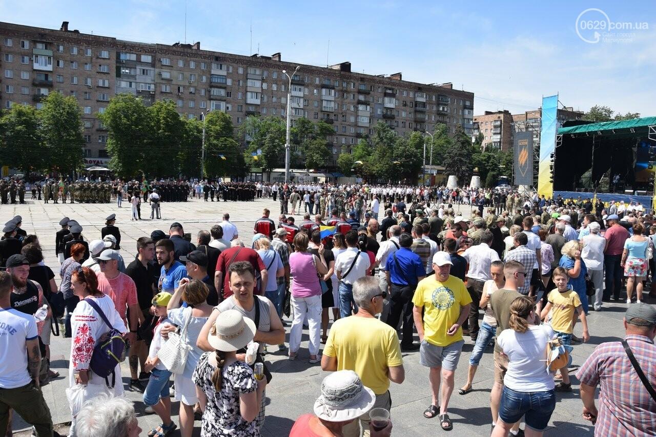 "В Мариуполе празднуют 4 годовщину освобождения от ""ДНР"", -  ФОТО, ВИДЕО, фото-56"