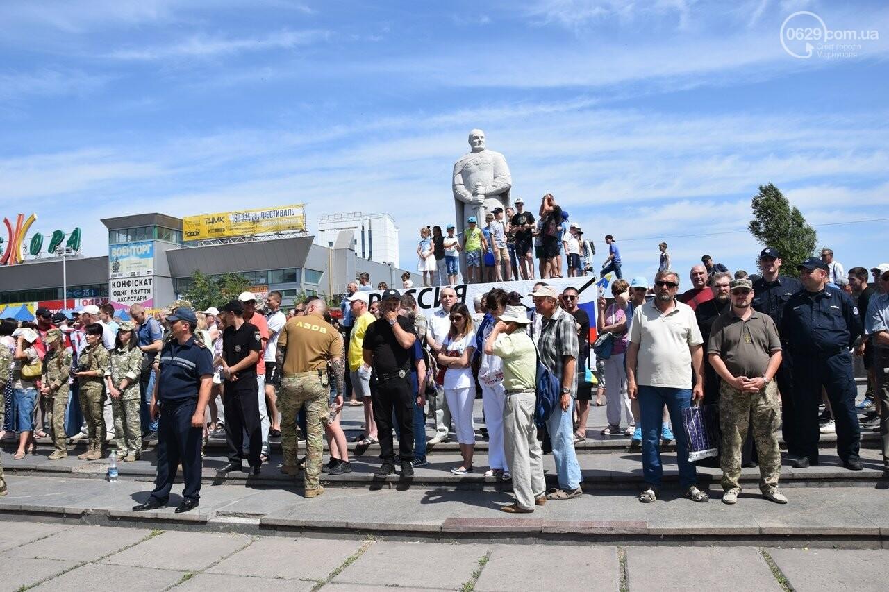 "В Мариуполе празднуют 4 годовщину освобождения от ""ДНР"", -  ФОТО, ВИДЕО, фото-14"